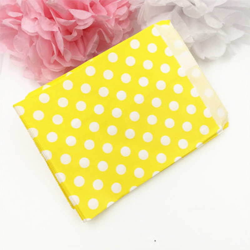 Guests Kids Wedding Gifts Wedding Event Popcorn Candy Paper Box Gift