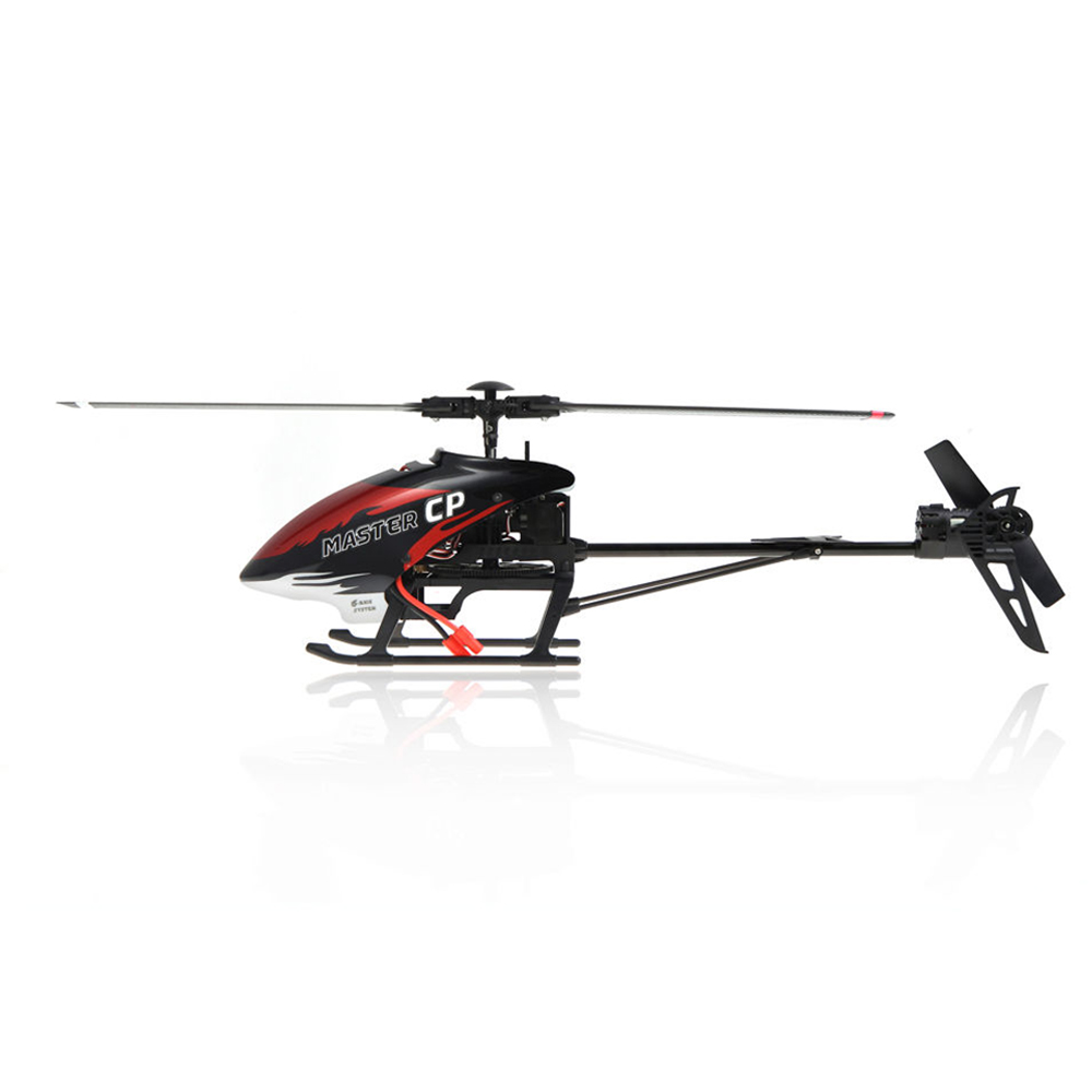 MACH Walkera Hot 100% Original Master CP Flybarless 6-Axis Gyro 6CH BNF RC Airplane купить