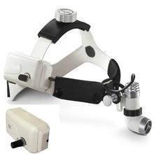 Wireless 3W LED Medical Headlight Medical Headlamp Dental Surgical Medical Headlight Rechargebale Battery Paper Box