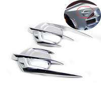 Motorcycle Chrome Falcon Fairing Emblem Cover For Honda Goldwing GL1800 2012 2017