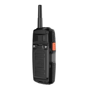 Image 4 - A18 IP68 עמיד למים GPS WCDMA GSM Smartphone כרטיס Zello נייד UHF 400 470 PTT ווקי טוקי טלפון 3800mAh מגע מסך