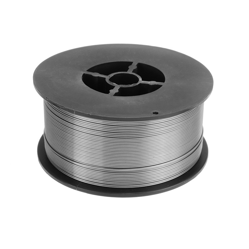 Tosense Mig Wire Gas Stainless Steel Wire Gasless E71T-GS Flux Core Wire 0 8mm  1 Roll Mig Welding Accessories