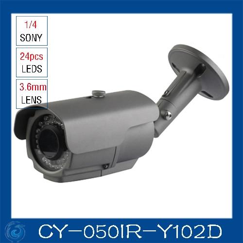 1/3 CMOS kamera 800TVL IR Kamera HD CCTV IR Bullet Kamera .. CY-050IR-Y102D1/3 CMOS kamera 800TVL IR Kamera HD CCTV IR Bullet Kamera .. CY-050IR-Y102D