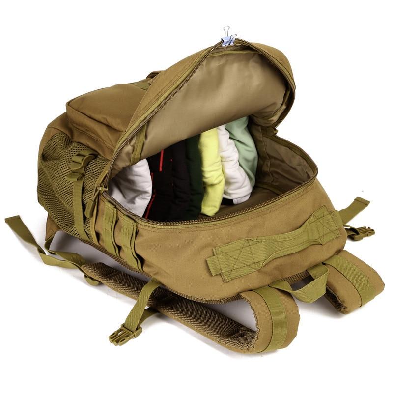 40 liters leisure backpack waterproof backpack travel bags Fashion camouflage computer multifunctional Recreation Mens bag luxu