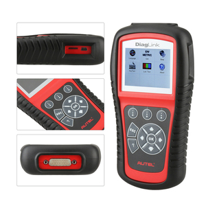 Image 2 - Autel DiagLink Volle System OBD2 Scanner Auto Diagnose Werkzeug OBD 2 EOBD Code Reader Motor ABS Airbag Übertragung PK MD802 MD805