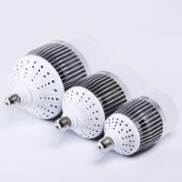 Big power E27 E40 led bulb light 50W 80w 100w 150w led highbay light led Globe warehouse light AC85 265V