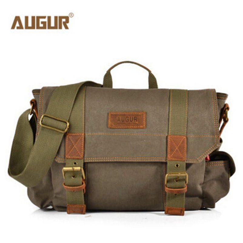 2016 Casual Men Crossbody Canvas Bag Designer Handbags High Quality Men's Messenger Travel Should Bags Size:40*38*11cm Promotion casual canvas satchel men sling bag