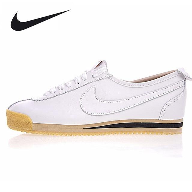 official photos 95045 6bffb Nike Wmns Cortez 72 Platinum Gump Shoes Women Skateboard Shoes,Original  Lightweight Comfortable Sneakers Sport Shoes 847126 100