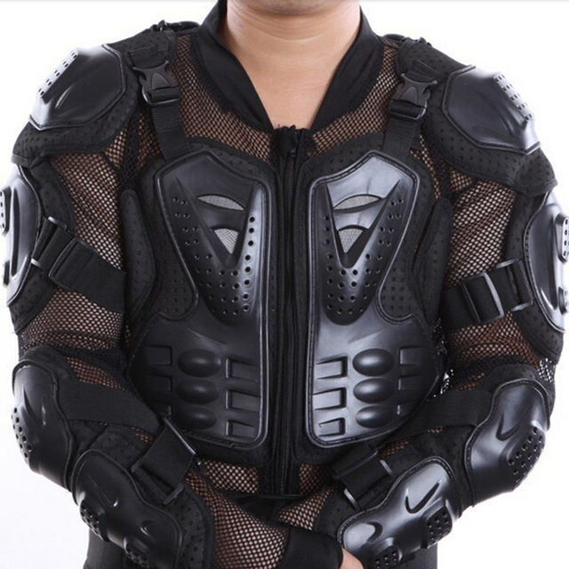 Armure Protection Motocross vêtements protecteur Motocross moto veste moto vestes vêtements de Protection 2