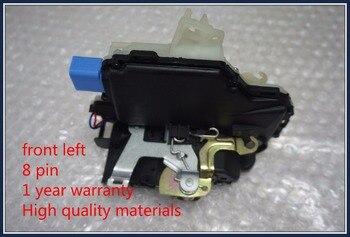 جبهة اليسار 8 دبوس قفل الباب المحرك آلية ل vw transporter t5 t6 سيات إيبيزا 3B1837015AM 3B1837015AQ 3B1837015AM بولو