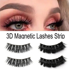 Reusable Organic Magnetic Eyelash Extensions