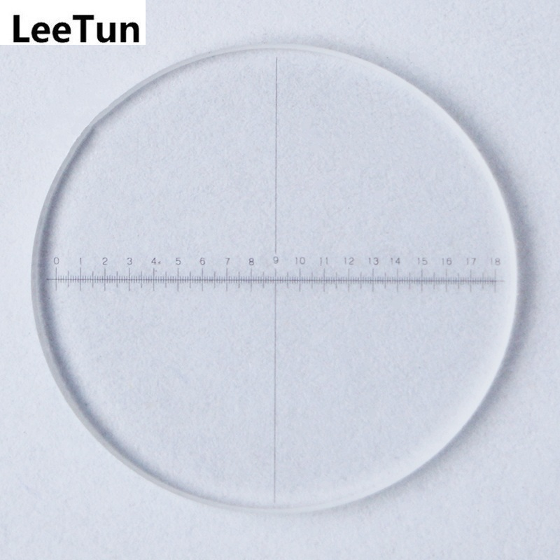 Aliexpress Buy Leetun Div 01 Mm Eyepiece Micrometer For