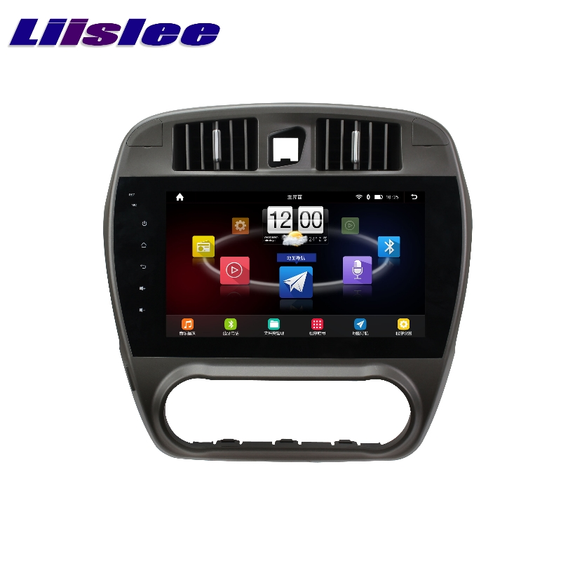 For Nissan Sylphy Almera 2005~2012 LiisLee Car Multimedia TV DVD GPS Audio Hi-Fi Radio Stereo Original Style Navigation NAVI open front side pocket hooded coat