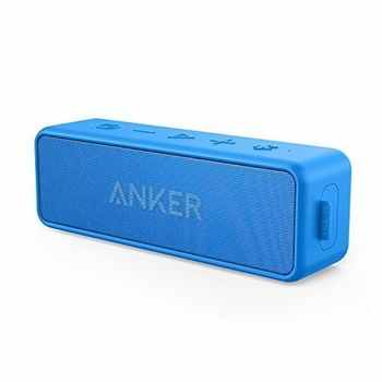 ANKER wireless speaker Blue
