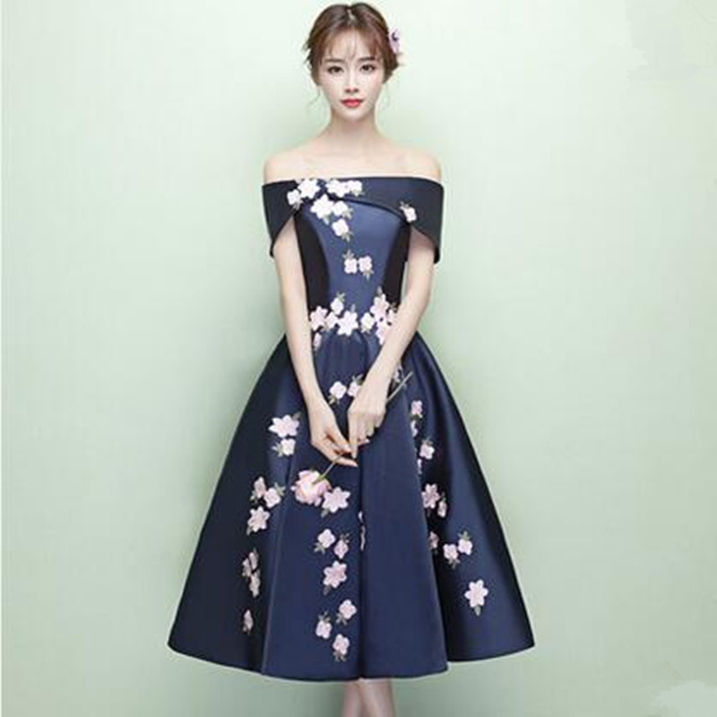 Popular Short Prom Dress Vintage-Buy Cheap Short Prom Dress ...