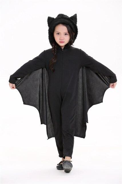 Neue Kind Tier Cosplay Niedliche Fledermaus Kostüm Kinder Halloween