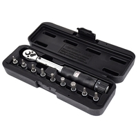 1/4Inch Dr 2 14Nm Bike Torque Wrench Set Bicycle Repair Tools Kit Ratchet Mechanical Torque Spanner Manual Wrenches #