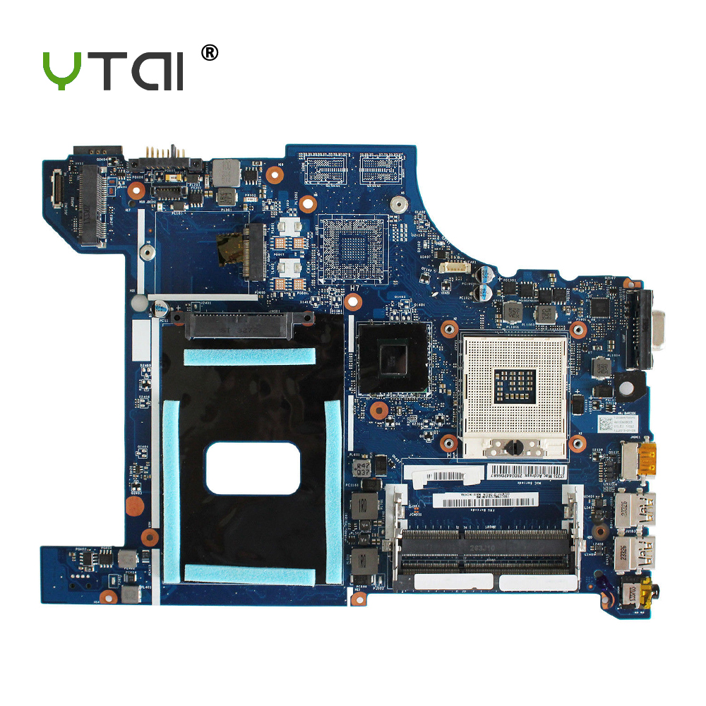 YTAI VILE2 NM A044 REV1 0 for Lenovo E531 laptop motherboard SLJ8C HM77 VILE2 NM A044