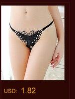 luckymily для женщин нижнее женское белье кружева сексуальная бесшовные трусы больших размеров для женщин дышащий хлопок сексуальные трусики стринги танга