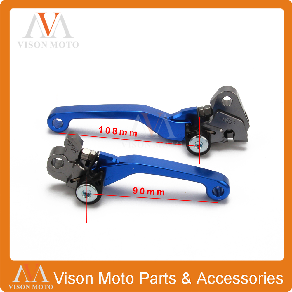 Yz426f Big Bore Kit Yz426f Yz426: CNC Pivot Brake Clutch Levers For Yamaha YZ125 YZ250
