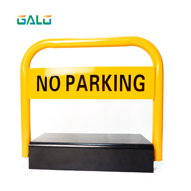 Automatic Remote Control Parking Lock/Best Selling Waterproof Car Parking Lock For Private Lot