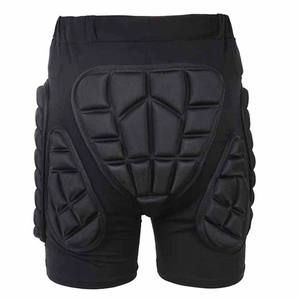 Leggings Protective-Shorts Ski-Skateboarding-Shorts Cycling-Tackle Armor Hip-Pads Land-Racing