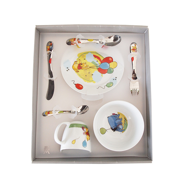 Hot factory sell Wmf willy mia fred child tableware 7 piece set  sc 1 st  AliExpress.com & Hot factory sell Wmf willy mia fred child tableware 7 piece set-in ...