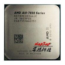 AMD A10 Series A10 7890 K A10 7890 K 4,1 ГГц четырехъядерный процессор AD789KXDI44JC разъем FM2 +