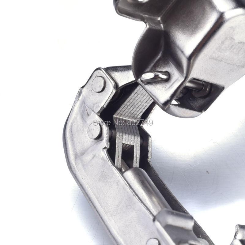 1 UNIDS Hidráulica Cierre Suave Gabinete Hardware De Los Muebles de ...