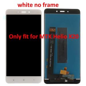 Image 5 - Affichage pour Xiaomi Redmi Note 4 écran LCD + écran tactile avec cadre pour Xiaomi Redmi Note 4 5.5 pouces MTK Helio X20