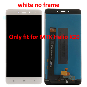 Image 5 - Pantalla LCD para Xiaomi Redmi Note 4, pantalla táctil con Marco, 5,5 pulgadas, MTK Helio X20