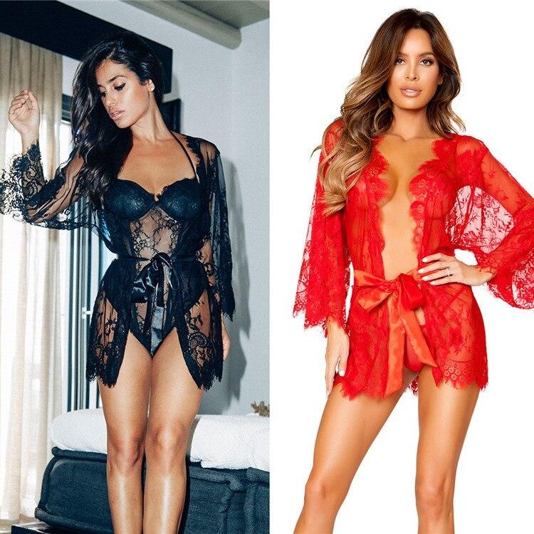 Frauen Schwarz Rot Heißer Verkauf Sexy Dessous Hot Spitze Keine Padded Bad Langerie Sexy Unterwäsche Erotische Dessous Lenceria Sexy Kostüme