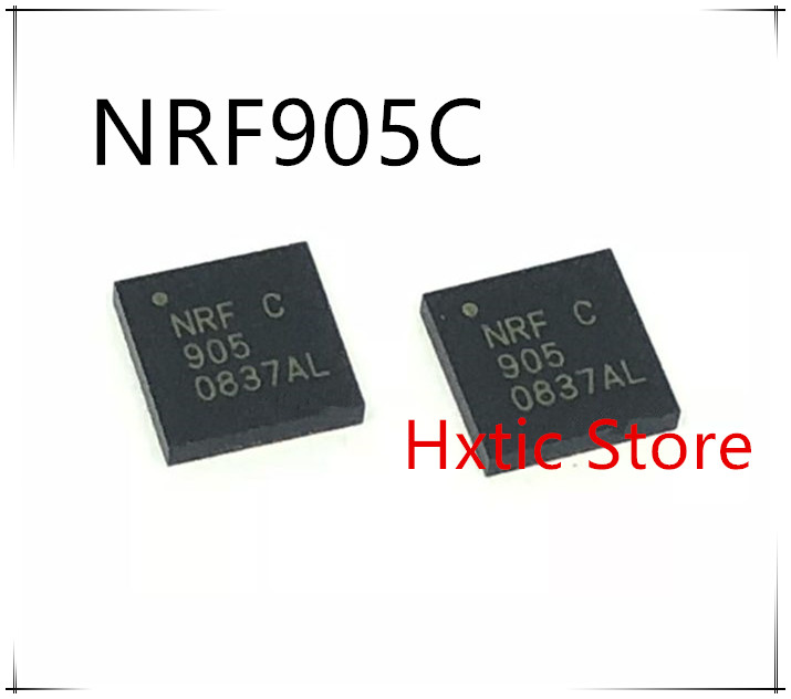 10PCS lot NRF905C NRF905 QFN 32 New original IC chip