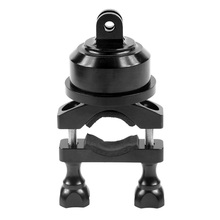 Helmet 360 Swivel Rotating Bar Mount For Selfshot Arm 22-32mm Cycling Skiing for Gopro for DJI Osmo Action EKEN Action Camera