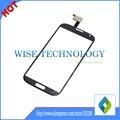 Емкостный сенсорный Экран Digitizer Для Реального 5.0 дюймов i9502 S4 i9500 MTK6589 Сенсорный Экран Met-S4-v1 черный цвет
