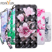 Honor 7A Case For Coque Huawei Honor 7A DUA-L22 Case 5.45 inch Flip Leather Cover For Huawei Y5 Prime 2018 3D Stand Phone Case