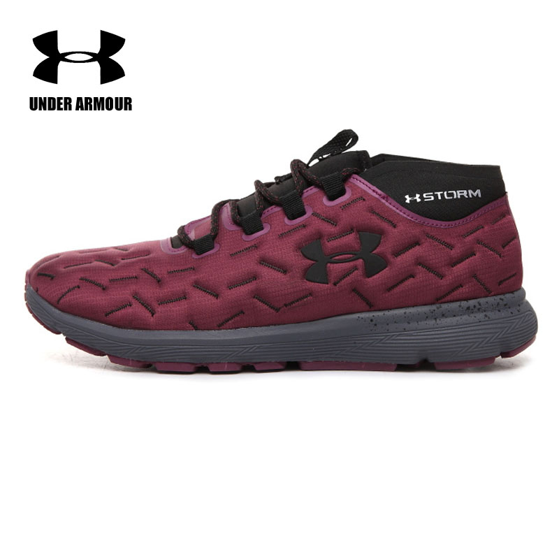 Under Armour Charged Reactor Mens Running Shoes Zapatillas Hombre Deportiva Walking Soft Trekking Jogging sneakers new arrivals under armour hovr phantom mens running shoes sock sneakers zapatillas hombre deportiva outdoor walking jogging shoes new arrival