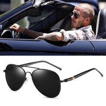 HUHAITANG Aviation Polarized Men Sunglasses Women Luxury Classic Mens Sunglass Womens Brand Designer Sun Glasses For Driving