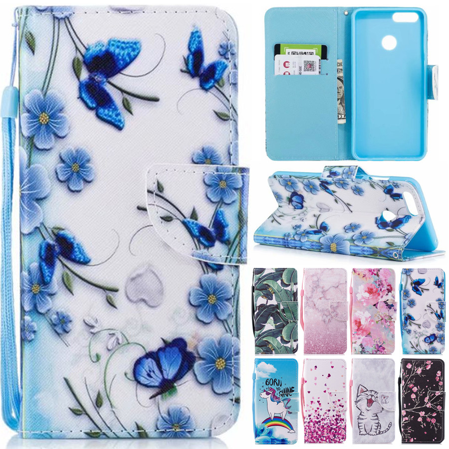 <font><b>Honor</b></font> <font><b>9</b></font> <font><b>Lite</b></font> Leather Case on for Coque Huawei <font><b>Honor</b></font> <font><b>9</b></font> <font><b>Lite</b></font> Cover for Huawei <font><b>Honor</b></font> 8 <font><b>Lite</b></font> Covers Wallet Flip Stand Phone Cases image
