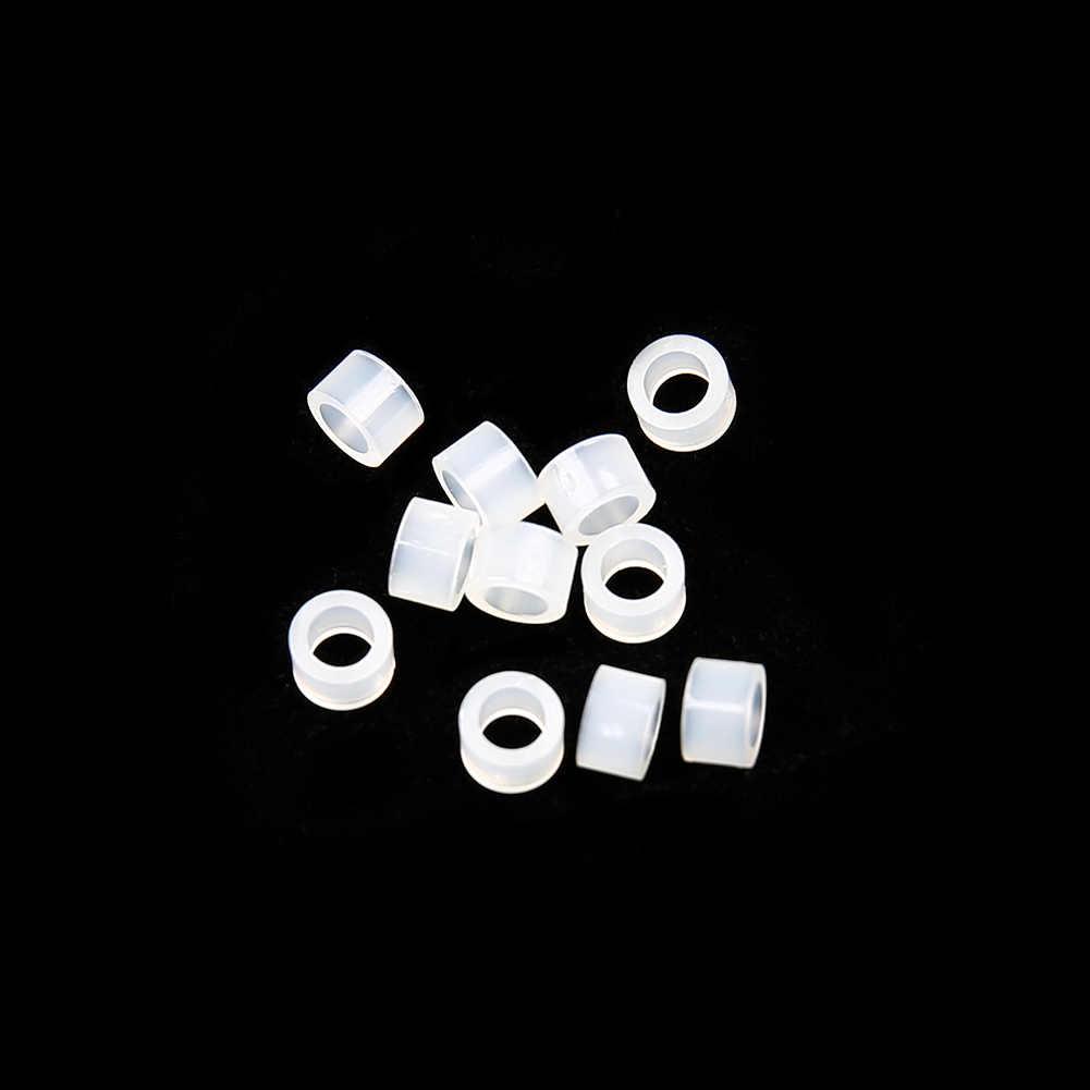 5 piezas M3 * 2/3/5 plástico de nailon aislamiento Pilar Redondo aislamiento columna RC avión tornillo carcasa para RC Drone piezas de repuesto FPV DIY