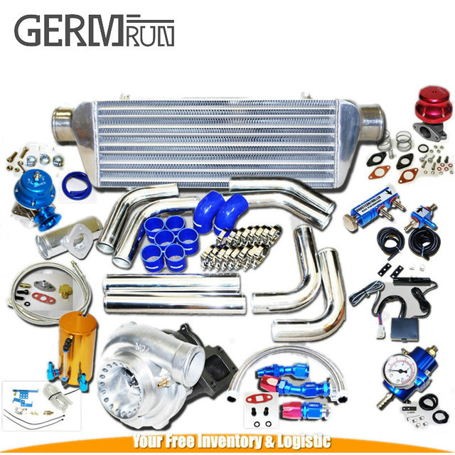 US $484 68 |High quality Universal GT35 Turbo Kits For 0 70A/R Ford F150  F250 F350 ntercooler kit+Downpipe Brand NEW on Aliexpress com | Alibaba  Group