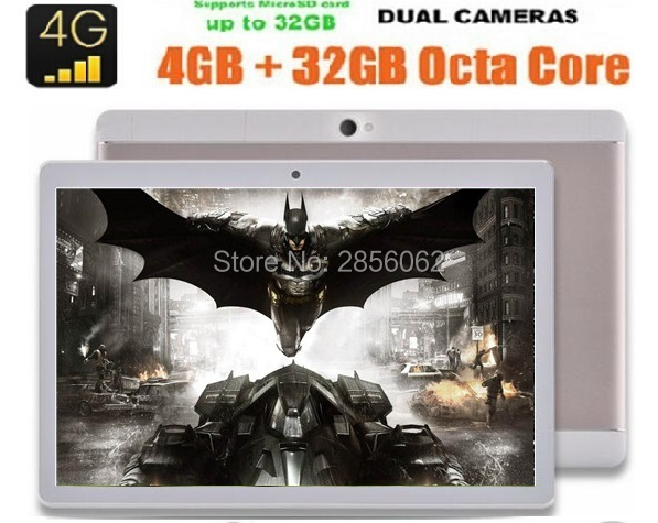 BMXC 10 inch 4G LTE tablet 1920X1200 IPS Octa Core 4GB 64GB tablets Dual SIM Cards