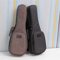 Ukulele Bag Case Backpack Handbag Thicken Soprano Concert Tenor 21 23 26 Inch Size Ukelele Mini