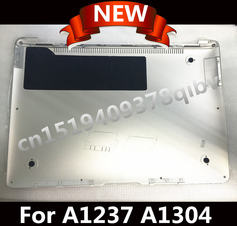 13 Laptop Brand New And Original For Macbook Air A1237 A1304 Bottom Case Back Cover Free Shipping аксессуар аккумулятор tempo a1245 7 4v 5200mah для apple macbook air 13 a1237 a1304 mb940lla