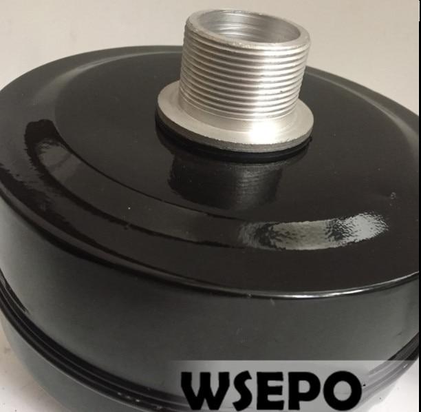 Pièces d'outils pneumatiques de qualité! Filtre à Air et filtre Assy avec filetage mâle de 42mm pour compresseur d'air universel