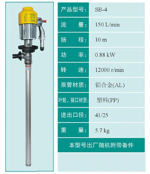 Free Shipping SB-4 explosion-proof Fuel Pump Oil Pump Water Pump and so on.