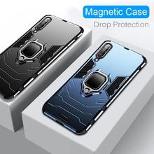 Luxury Magnetic Silicone Soft Case For Xiaomi Mi 9 SE Mi 8 S