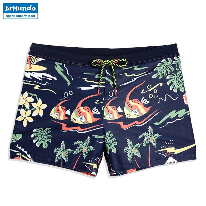 2018 Summer Swimwear Men Swimsuit Maillot De Bain Boy Swim Suits Boxer Shorts Swim Trunks Swimming Surf Banadores mayo sungas