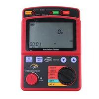 High Voltage Digital Insulation Resistance Meter Insulation Tester GM3123