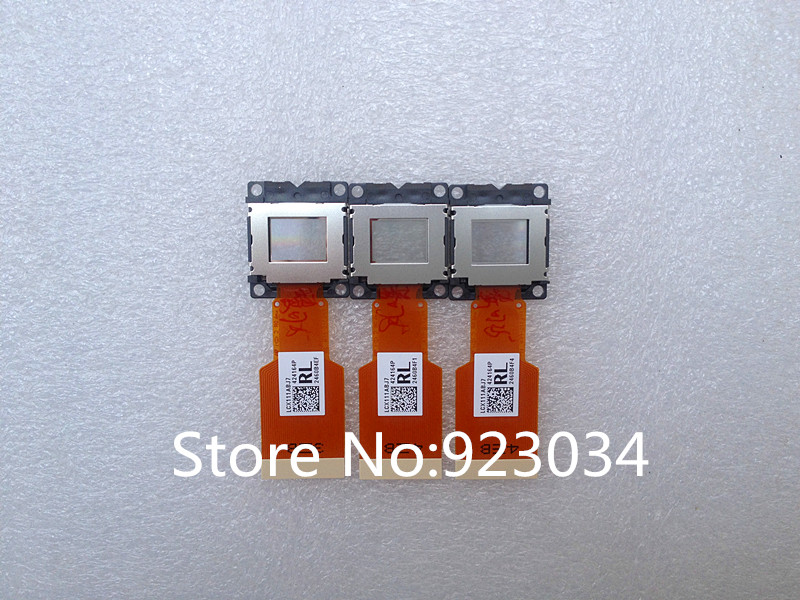 Projector LCD panel prism LCX111 projector lcd panel prism lcx101 for sony vpl ex121 projector